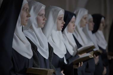 The film focuses on a French Red Cross volunteer in Poland after World War II who discovers nuns at a nearby convent have been forcibly impregnated by Russian soldiers.