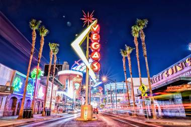 Could Fremont East benefit from being closed off to vehicular traffic?