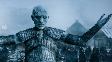 No word yet on what orchestral instrument the Night King might be playing.
