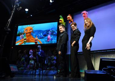 The Jim Henson Company takes things in a ribald direction with hot dog puppets, talking crabs and crowd participation.