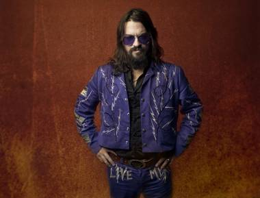 Shooter Jennings plays the Fremont Country Club on August 12.