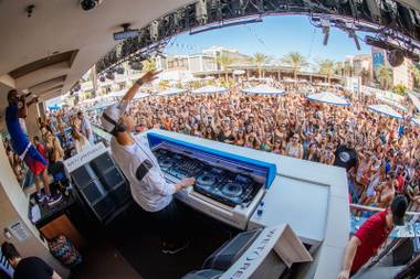 Check out what's happening at Vegas' top nightclubs and dayclubs in the coming weeks.