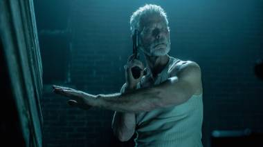 Stephen Lang is scary in Don't Breathe.