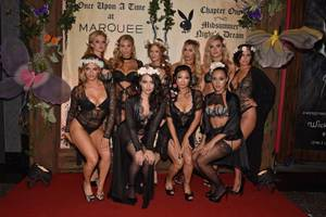 Playboy's Midsummer Night's Dream at Marquee, August 27