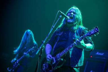 Electric Wizard's Saturday-night headlining set felt like the high-water mark of a weekend filled with outstanding performances.