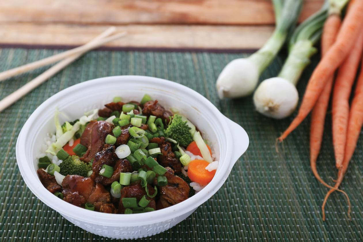 Flame Broiler is known for is its aptly named magic sauce, which can turn a plain lunch into something quite delicious.