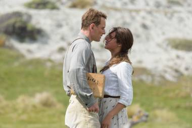 The Light Between Oceans is the sort of well-intentioned art film that makes you feel like you're being punished.