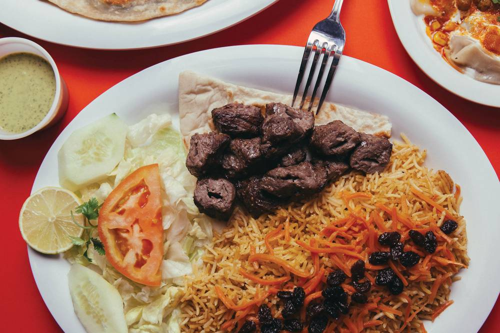 Introduce yourself to afghani food at pro kabob persian for Afghan kabob cuisine