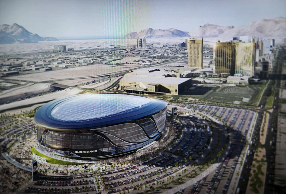 A South Strip Stadium Plan Means Much More Than Football For Las
