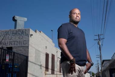 DJ Warren Peace has been instrumental in curating the sound of Las Vegas.