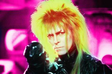 Jareth the Goblin King continues to rule.