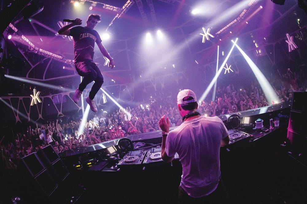 The Chainsmokers Say VMA Performance 'Sounded Like Sh