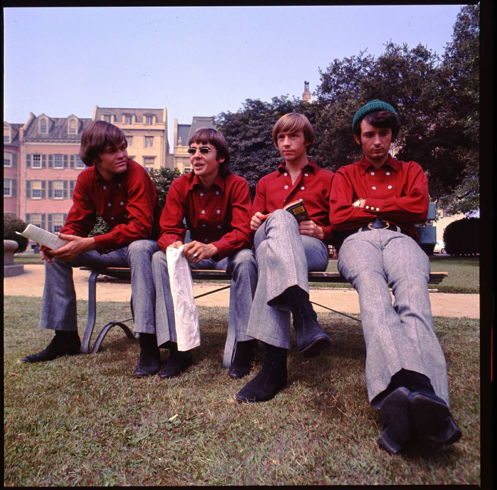 the weekly interview the monkees peter tork las vegas weekly dolenz far left and tork second from right bring the monkee business to primm this weekend