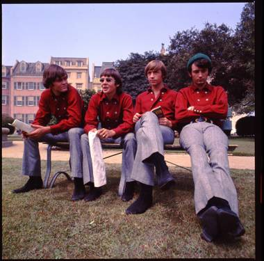 The Monkees perform in Primm on September 17.