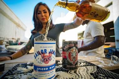 Sailor Jerry ambassador Ashley Marsh says every cool bar has a great spiced rum cocktail these days.