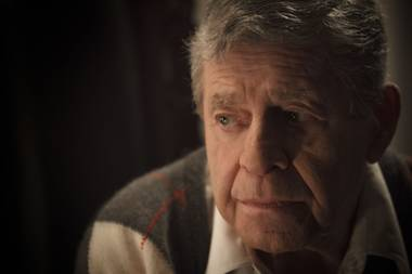 Jerry Lewis stars as the title character, a retired jazz musician.