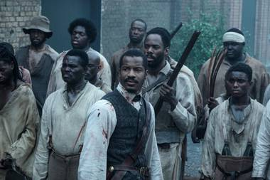 The film is powerful, but lacks the artistry of a movie like 12 Years a Slave.