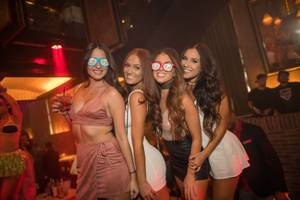 Lavo Party Brunch Season Opener, October 8