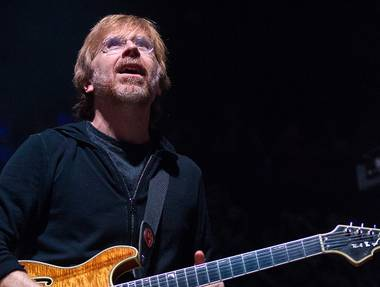 From 1996 to 2016, Phish has had its share of unexpected moments.