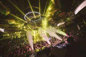 Steve Angello at Omnia, October 22