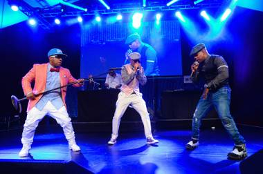 Bell Biv DeVoe headlines the Soul Train Day Party at Daylight on November 5.