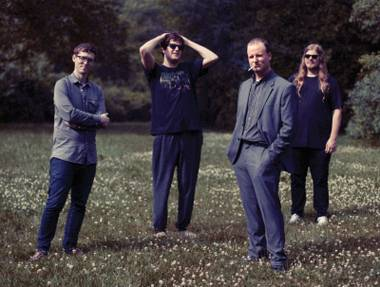 Detroit's Protomartyr plays the Bunkhouse on November 8.