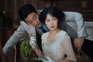 Those looking for a superbly acted, magnificently plotted, gorgeously designed, explicit East Asian period soap opera will be richly rewarded.