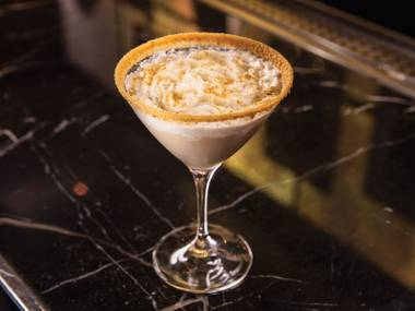 It's time to get serious about holiday drinks and that means moving beyond pumpkin-spice whatever.