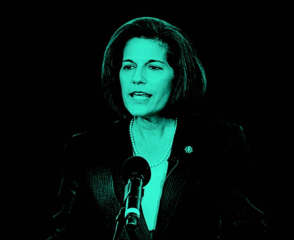 Catherine Cortez Masto Is the First Latina Senator