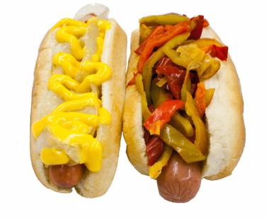 Julia Child claimed it served the best hot dog in New York. That should be good enough for Vegas.