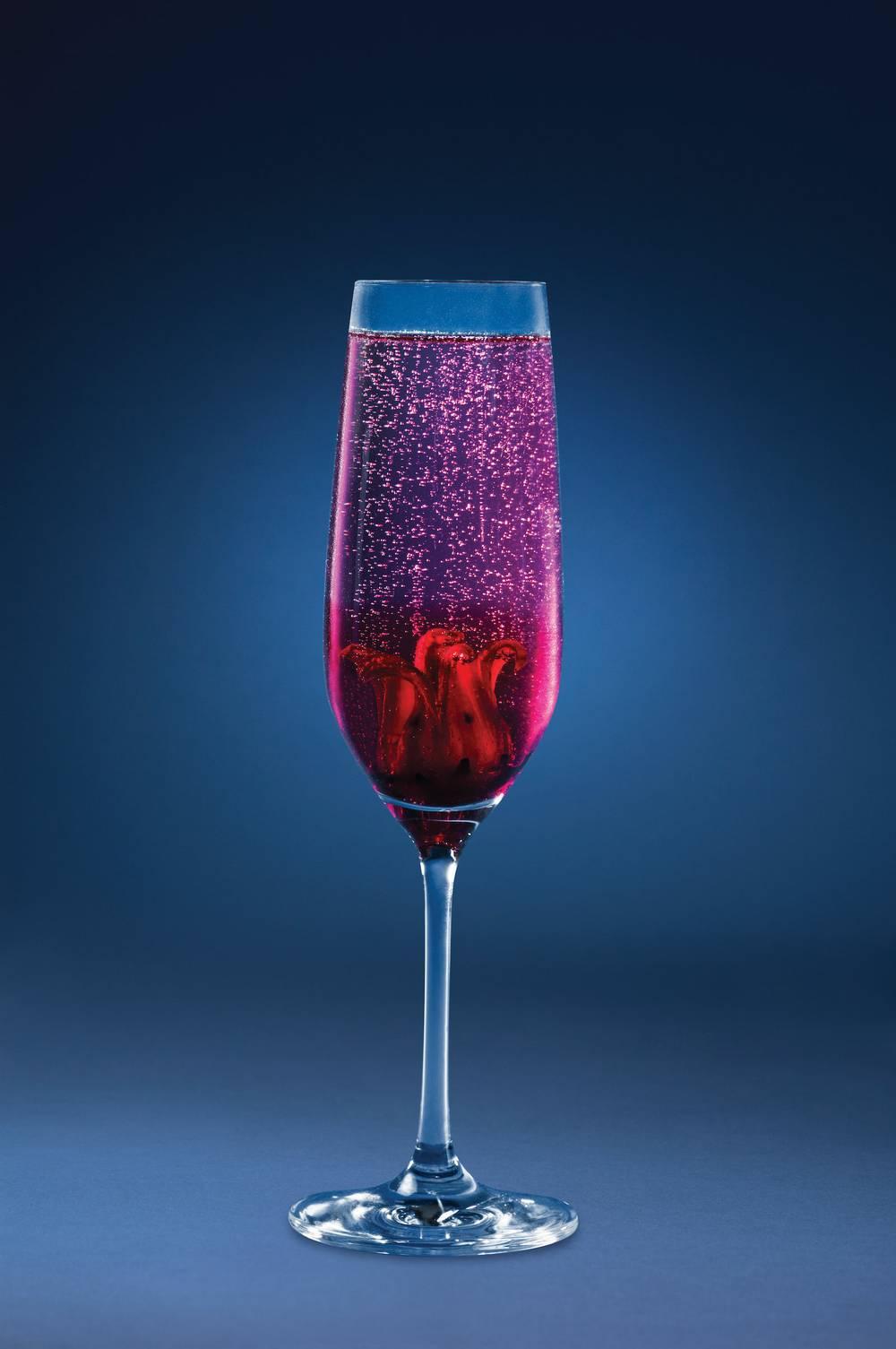Tis the season to celebrate with a sip at Parasol Down - Las Vegas ...
