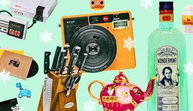 The holiday season has arrived, which means this awful year is almost over. Our annual gift guide is full of fun ideas to cheer you up, escape 2016 and find a better headspace for the future.