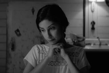 "Kika Magalhaes in ""The Eyes of My Mother."""
