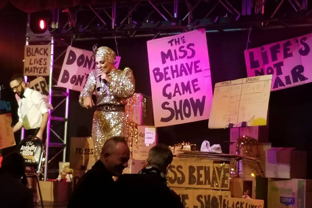 five things the miss behave gameshow in the anthony cools