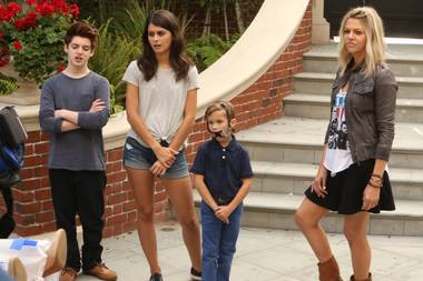 "No one on ""The Mick"" is likable, especially not the title character (Kaitlin Olson, left)."
