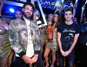 The Chainsmokers at XS, January 6