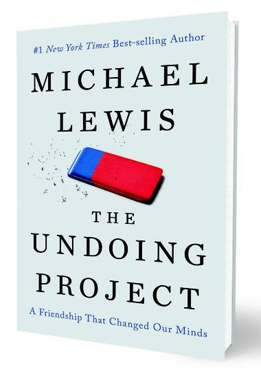 People woke up November 9 wondering how they could have missed the obvious. But Michael Lewis knew: The mind sees what it wants.