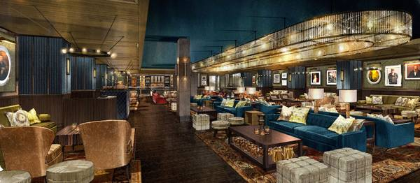 Oxford Social Club At The Pendry Looks Poised To Elevate