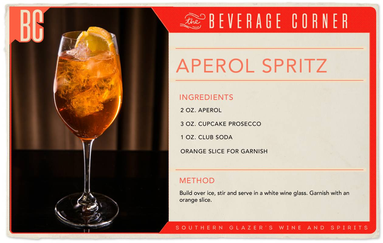If you haven't yet become acquainted with the aperitif — an alcoholic drink meant to be sipped before a meal to stimulate the appetite — the Aperol Spritz is a great place to start.