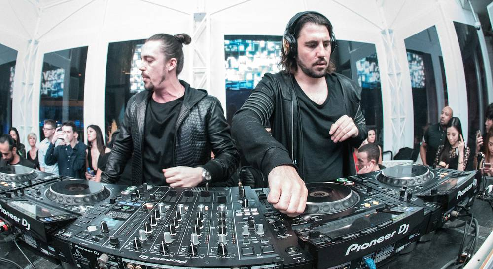 dimitri vegas like mike bring the party to xs las vegas weekly