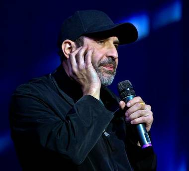 Dave Attell will headline May's Crapshoot Comedy Festival.