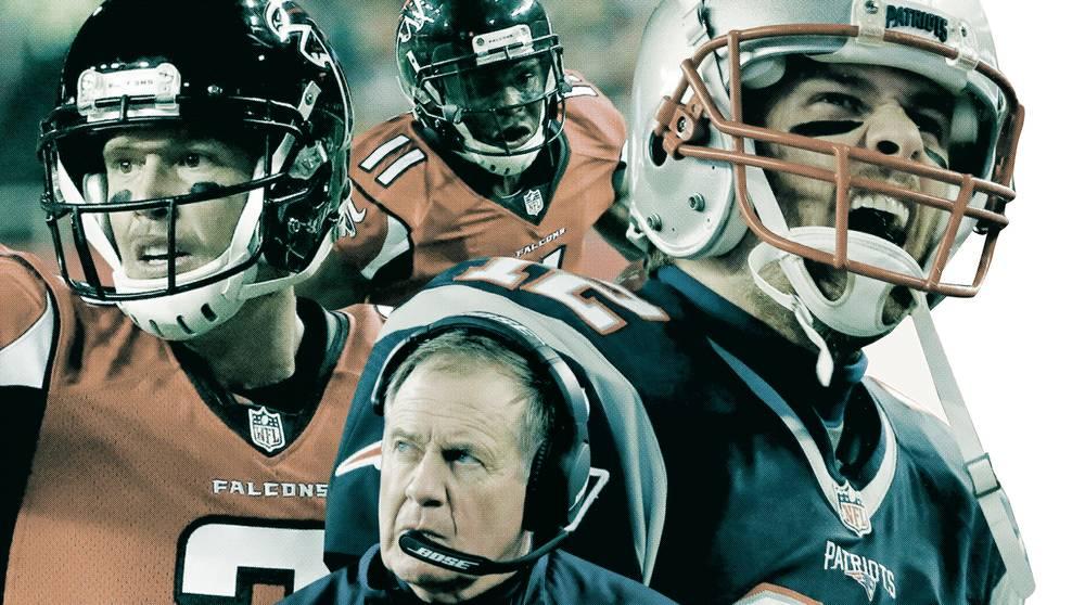 Super Bowl 51: Julio Jones won't mind if Patriots take him away