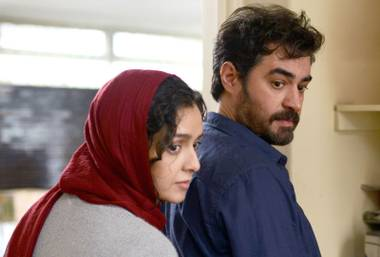 Asghar Farhadi won the 2012 Oscar for Best Foreign Language Film for A Separation.