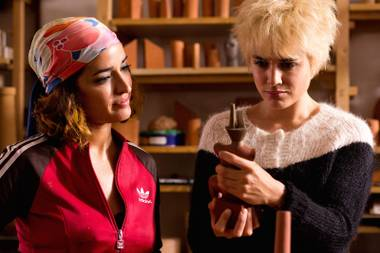 Julieta is a bit meandering and digressive, but Almodóvar's skill at bringing vibrant female characters to the screen serves him well.