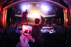 The Chainsmokers at XS, February 3
