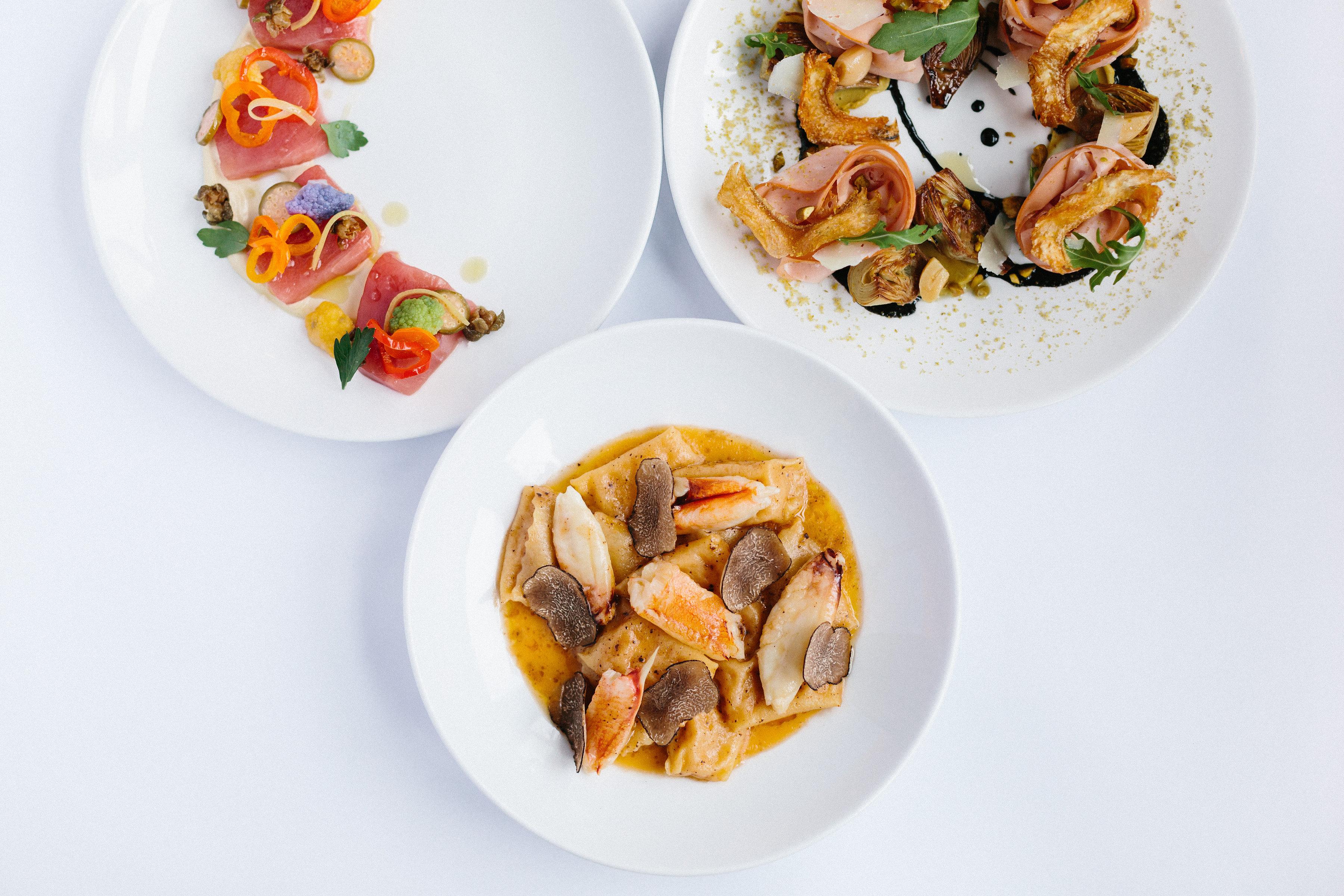 Cuisine constantly evolves at San Francisco\'s Mina Test Kitchen ...