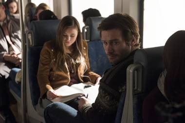 For a show called 'Taken,' there's shockingly little taking.