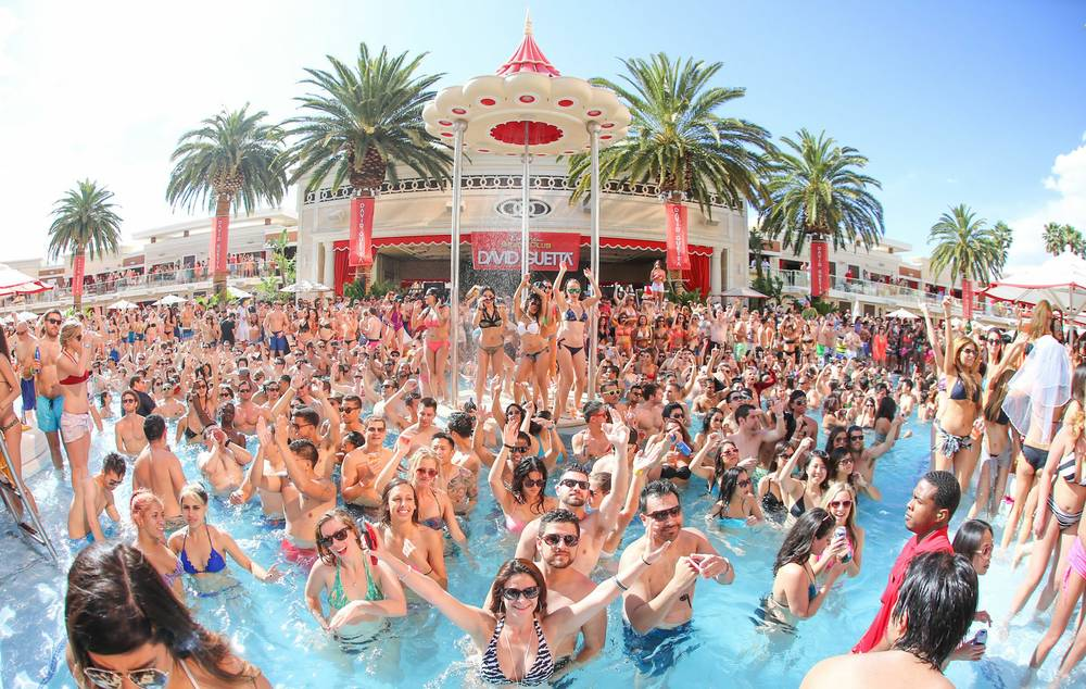 Encore Beach Club David Guetta Backstreet Boyore Shows This Week