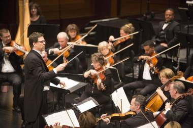 Donato Cabrera and the Las Vegas Philharmonic present the music of John Williams at two concerts this weekend.