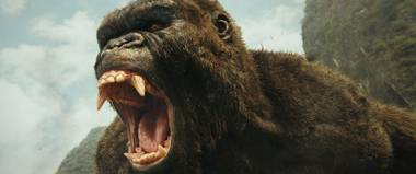 Despite the character's fame, Kong has appeared infrequently—fewer than 10 major movies in more than 80 years.